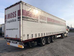 KRONE SD BPW INTRAX tilt semi-trailer