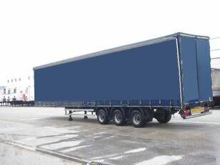 LECI TRAILER SR3E-19.5 MEGA tilt semi-trailer