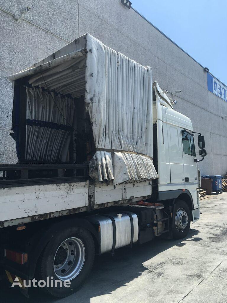 MONTENEGRO tilt semi-trailer