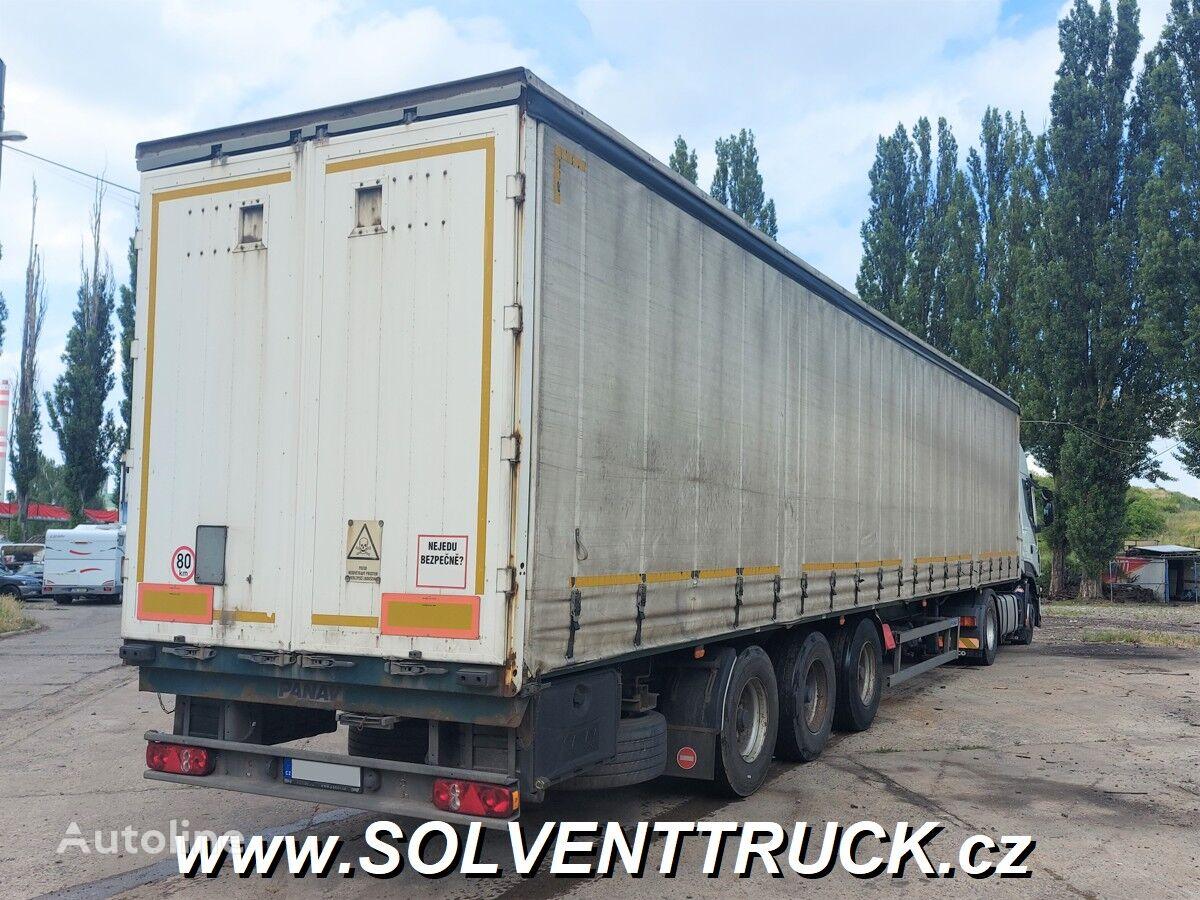 PANAV NV039H tilt semi-trailer