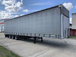 SCHMITZ CARGOBULL S01  LIFTING ROOF tilt semi-trailer