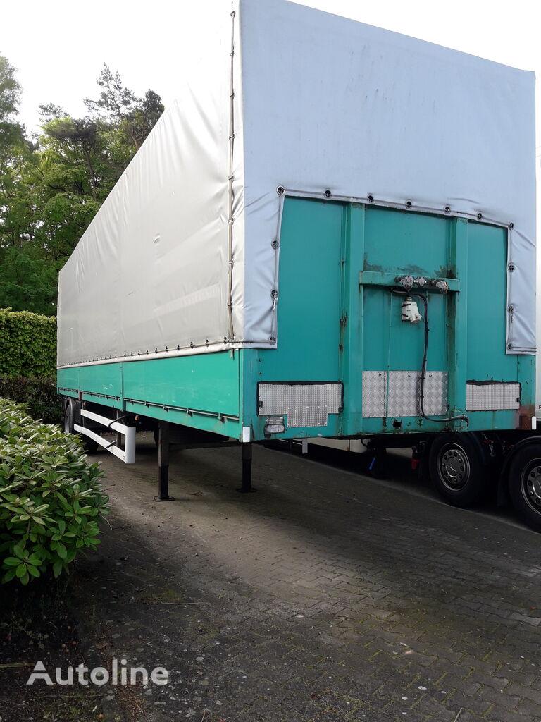 SCHWERINER Schröder Oldenburg 53 tilt semi-trailer