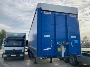System Trailers schuifzeil tilt semi-trailer