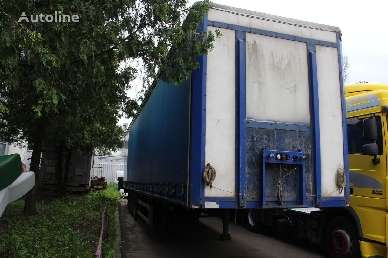 CMT CHOJNICE tilt semi-trailer