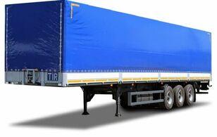 new MAZ 975800-3012 tilt semi-trailer