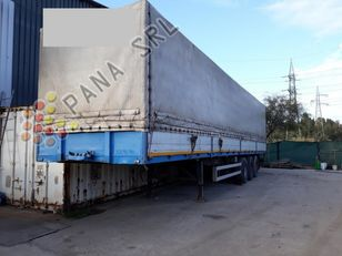 PIACENZA S36C2Z  tilt semi-trailer