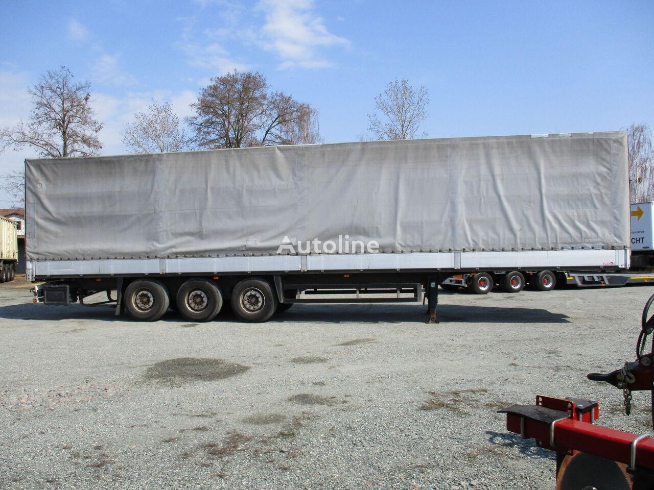 SCHMITZ CARGOBULL tilt semi-trailer