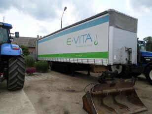 SCHMITZ CARGOBULL Burto Firanka  tilt semi-trailer