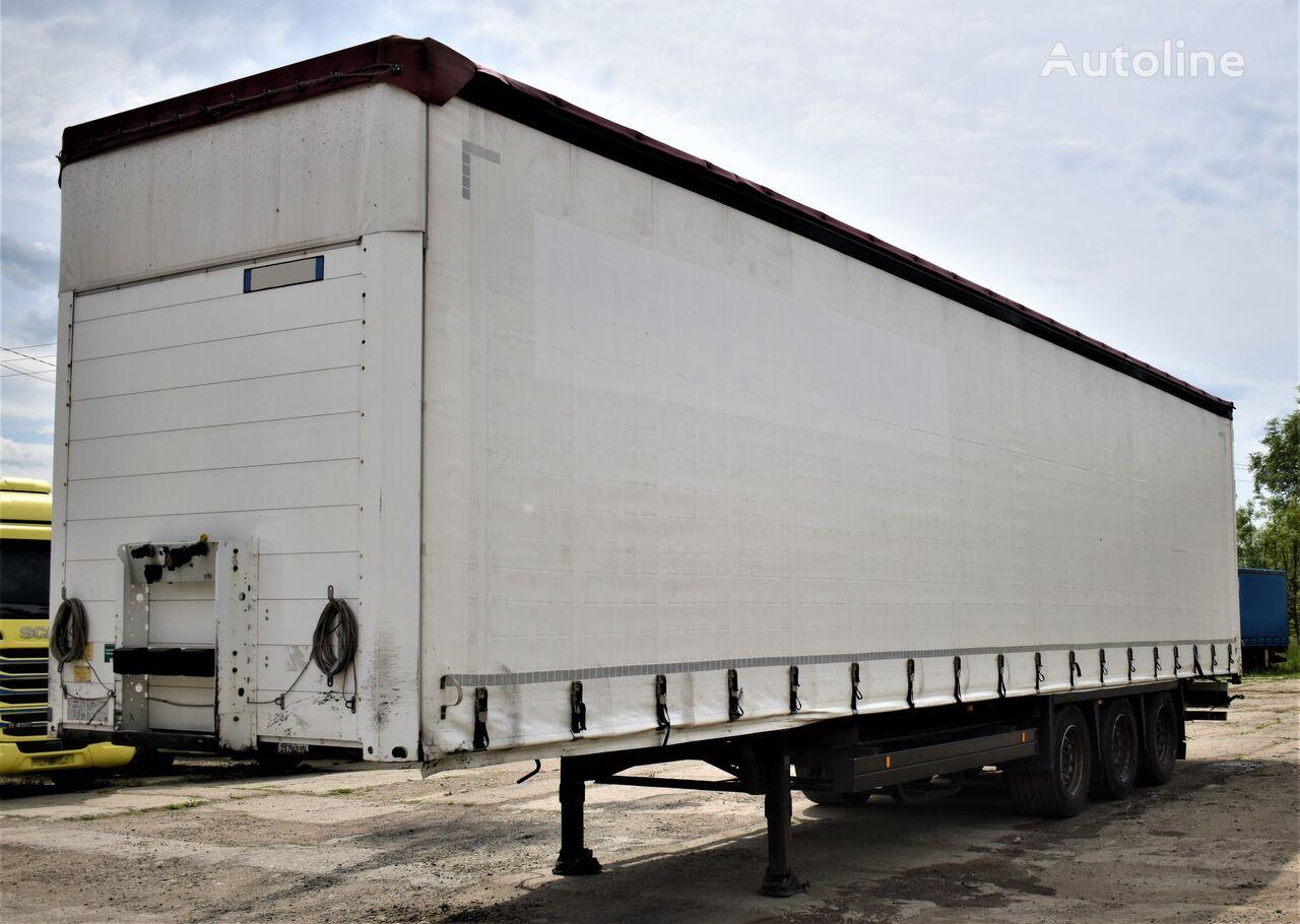 SCHMITZ CARGOBULL MEGA tilt semi-trailer