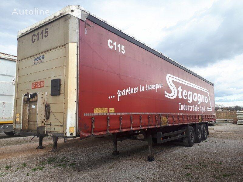 SCHMITZ CARGOBULL S01 tilt semi-trailer
