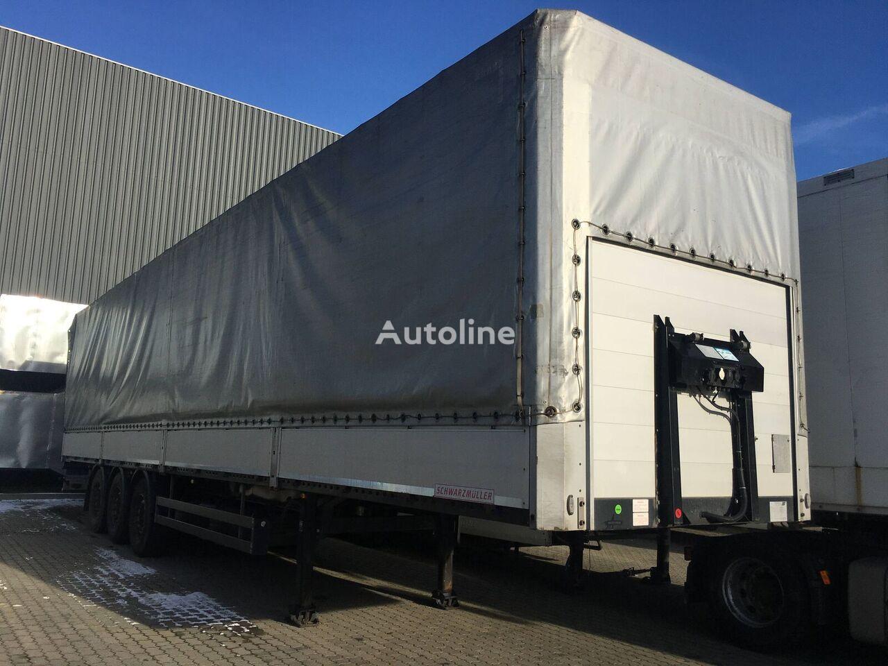 SCHWARZMÜLLER S1 tilt semi-trailer