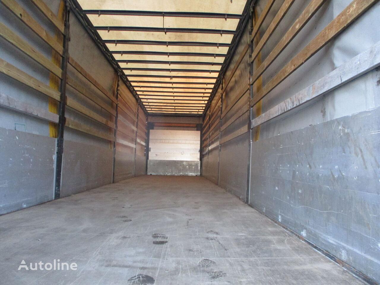 SCHWARZMÜLLER SAF tilt semi-trailer