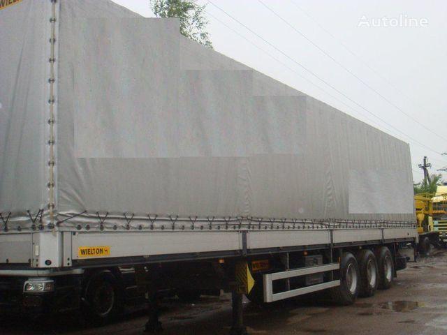 WIELTON NS3 tilt semi-trailer