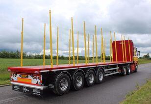 new ATM ÅT400 timber semi-trailer