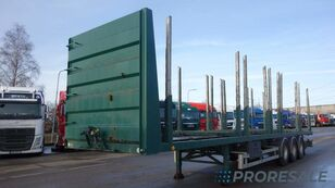 BSS METACO NV 35.28.24-STEU - klanicový návěs pro přepravu dřeva timber semi-trailer