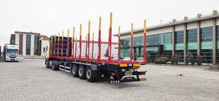 new NOVA NEW TIMBER SEMI TRAILER PRODUCTION timber semi-trailer