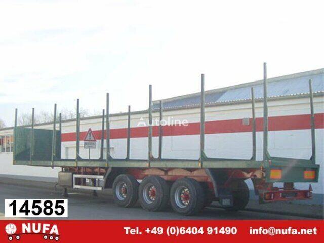 Andere Plattform timber semi-trailer