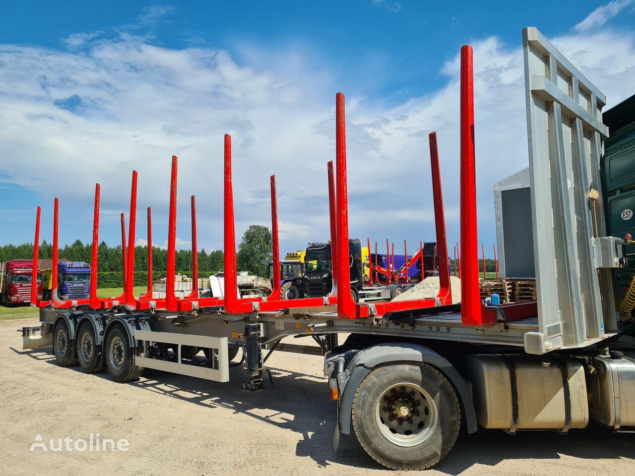 BENALU timber semi-trailer