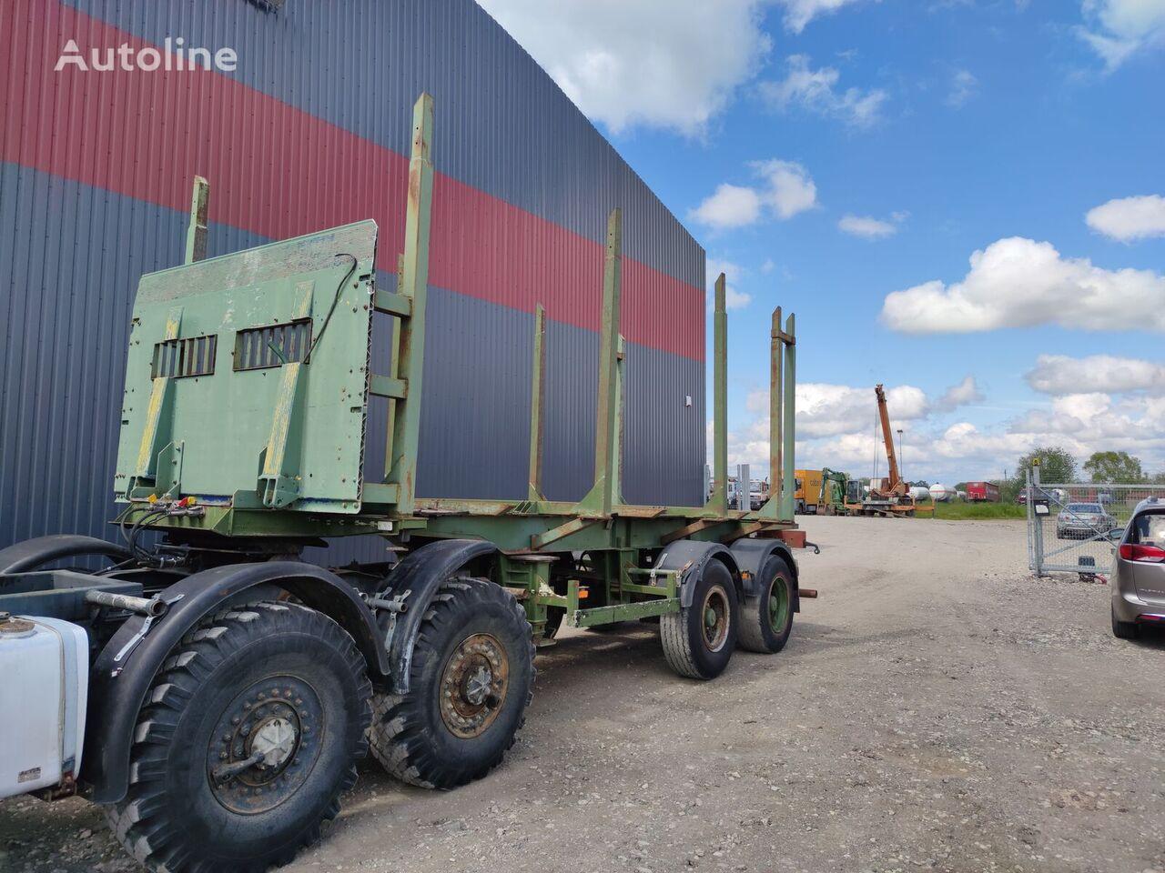 CMZAP, spring-spring timber semi-trailer