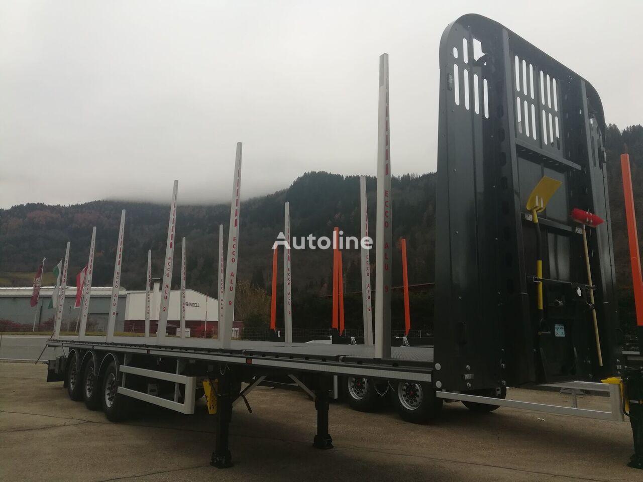 new GSODAM multi maxx7 timber semi-trailer