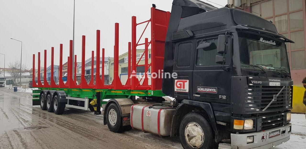 new GURLESENYIL timber semi trailers timber semi-trailer
