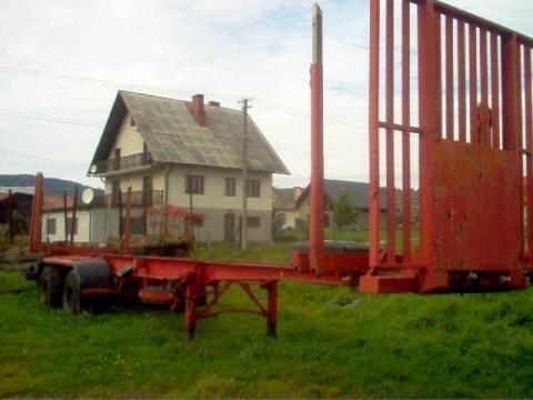 IWTHL SCHLUTUP FS 4020 timber semi-trailer