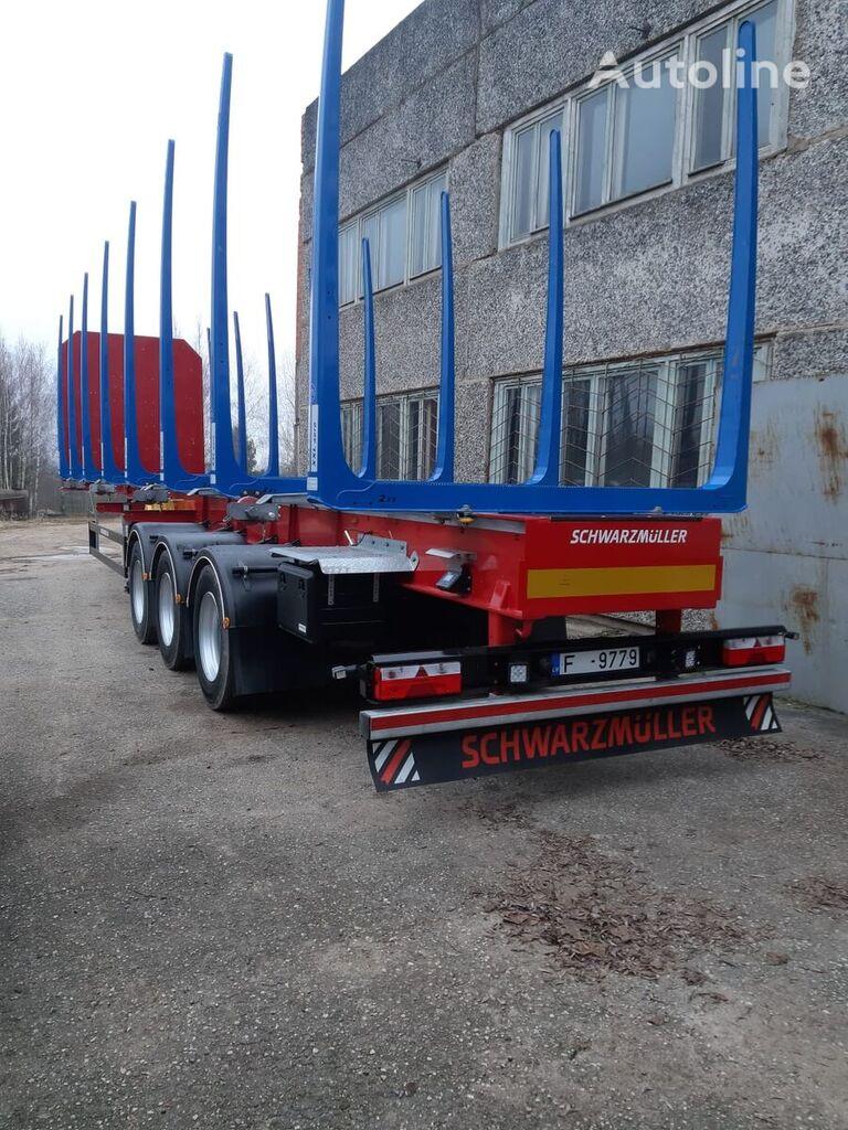 SCHWARZMÜLLER Y-serie timber semi-trailer