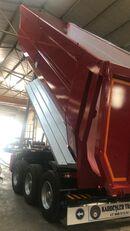 new ALIM ALM1 tipper semi-trailer