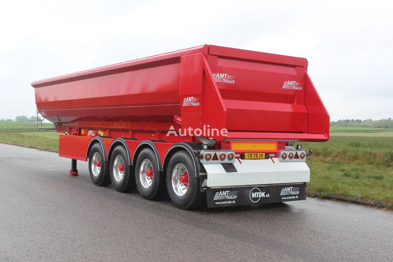 new AMT Trailer TH400 tipper semi-trailer