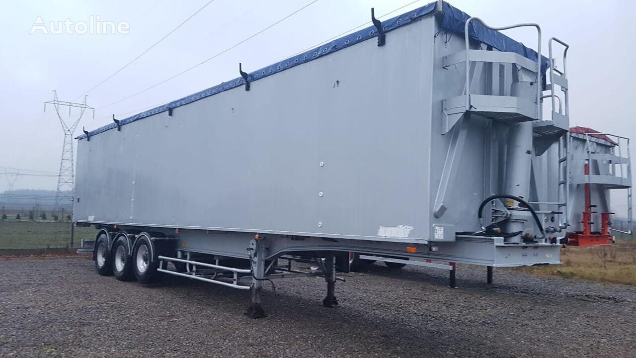 BENALU 73m3 KIPPER tipper semi-trailer