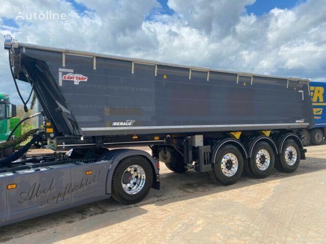 BENALU Siderale 78 –  24 m³ tipper semi-trailer