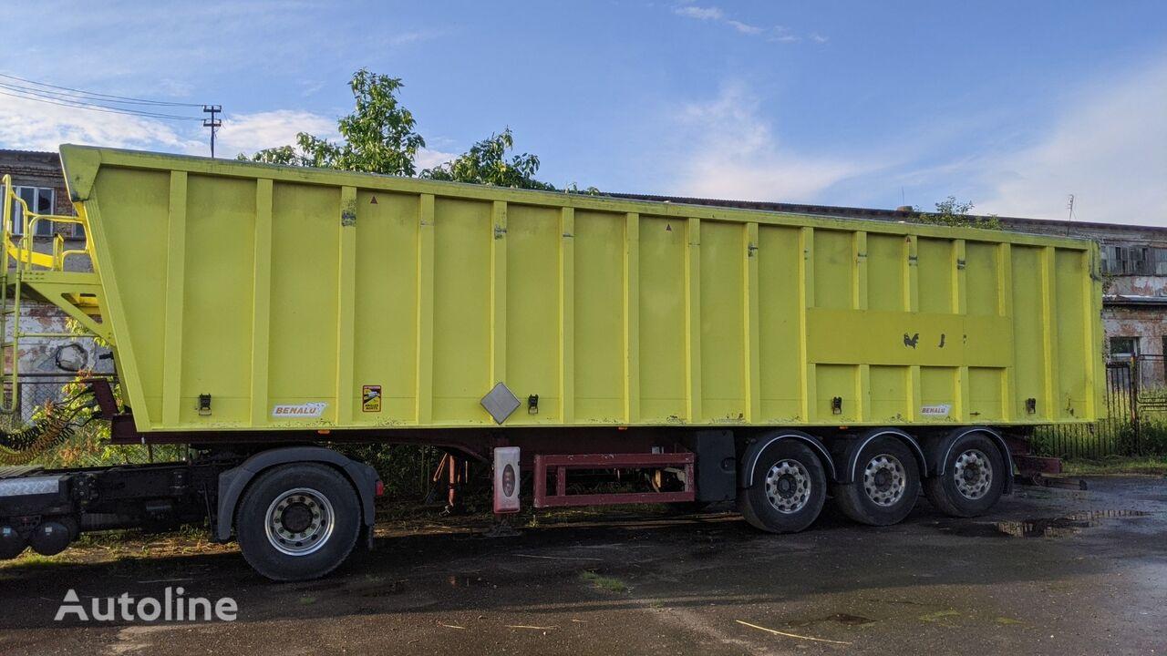 BENALU S34 tipper semi-trailer