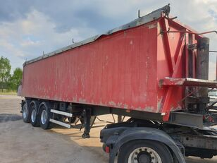 BODEX 39m3 SAF INTRAX tipper semi-trailer