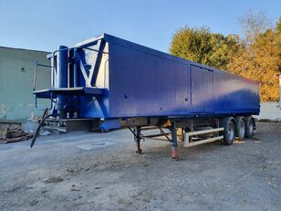 BODEX KIS tipper semi-trailer