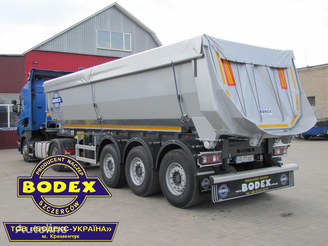 BODEX KIS 3B  tipper semi-trailer