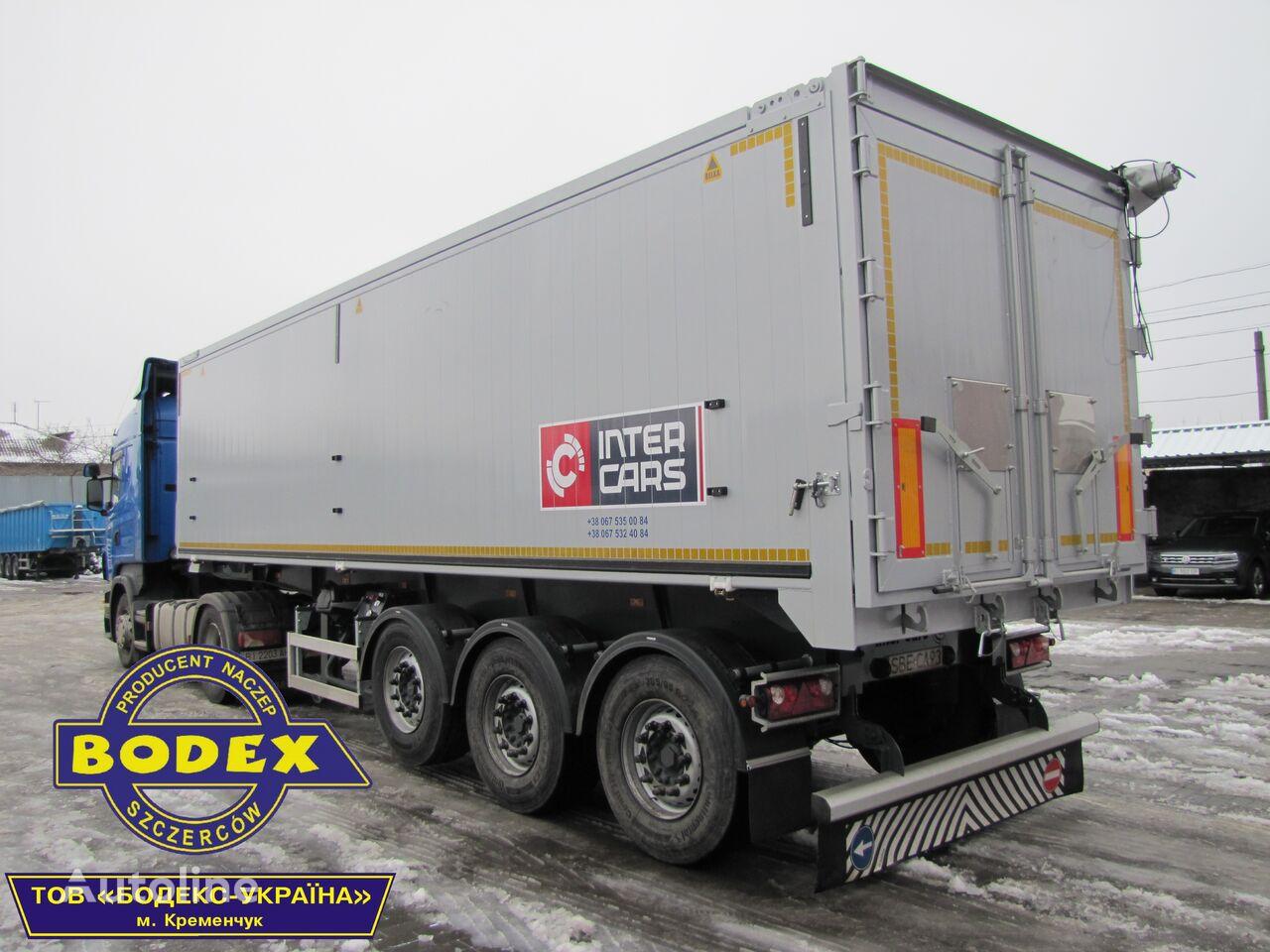 BODEX KIS 3B 45m3 tipper semi-trailer
