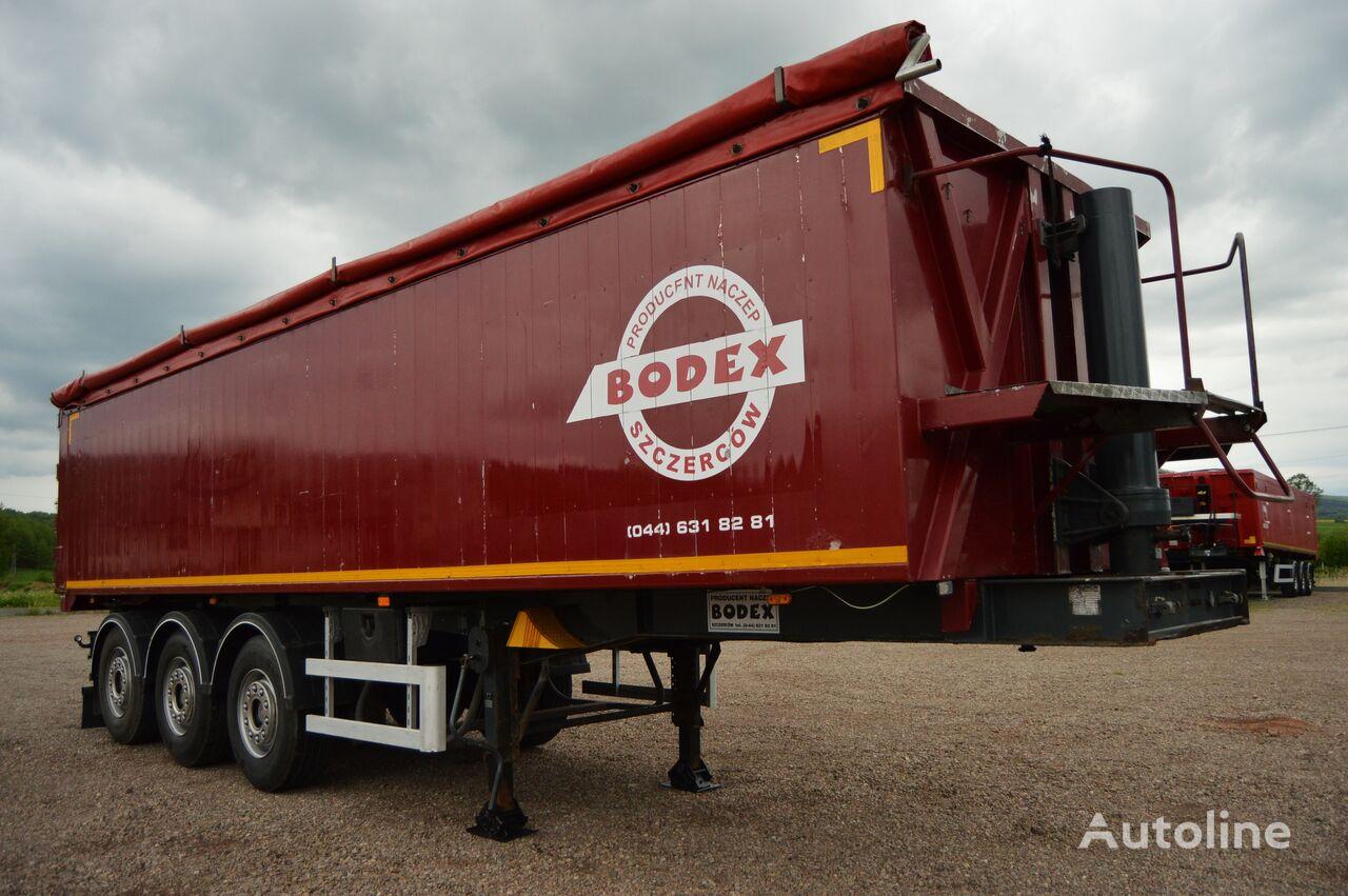 BODEX KIS 3W-A / FLAP-DOOR / 39 m3 / SAF / INTRAX !!! tipper semi-trailer