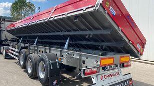 new CANGÜLLER TREYLER 2 SIDE TIPPER tipper semi-trailer