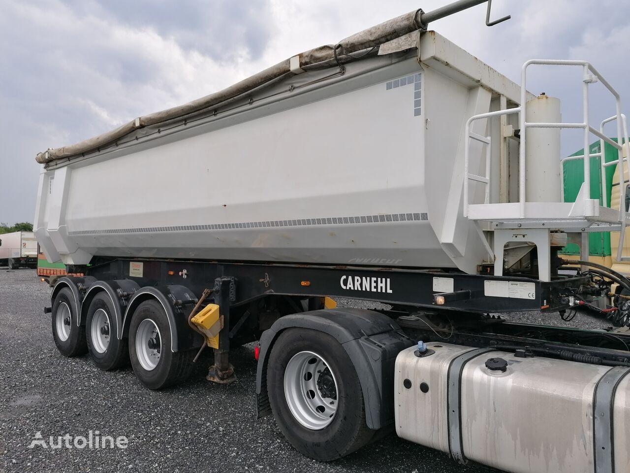 CARNEHL CHKS HH 28m3 tipper semi-trailer