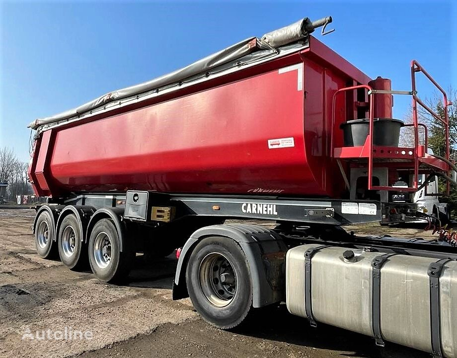 CARNEHL CHKS/HH tipper semi-trailer