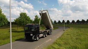 CARNEHL CHKS/HH Open Box Tipper tipper semi-trailer