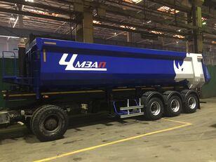 new CHMZAP 9520-022-ППЧ tipper semi-trailer