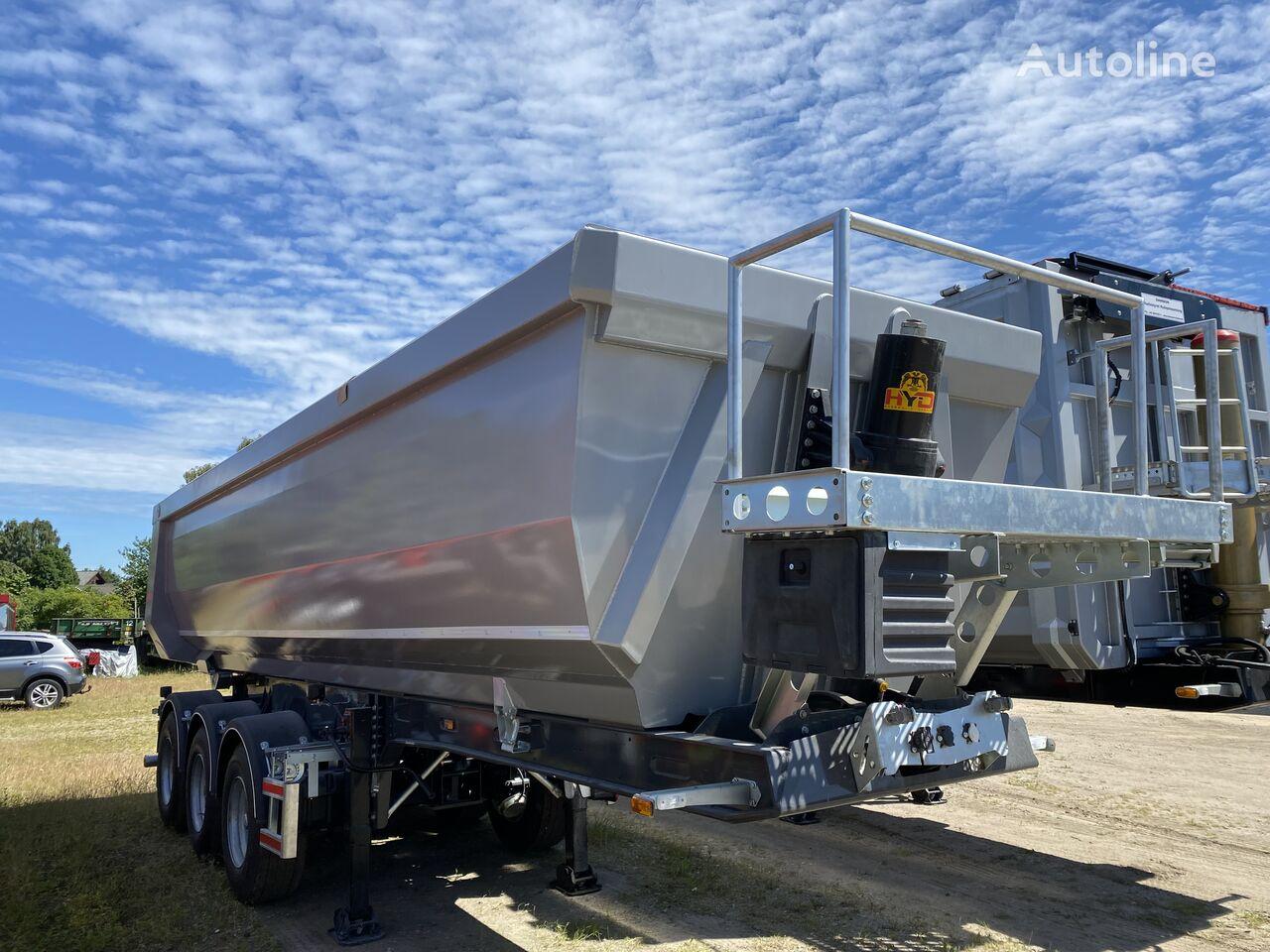 DANSON 29m3  tipper semi-trailer