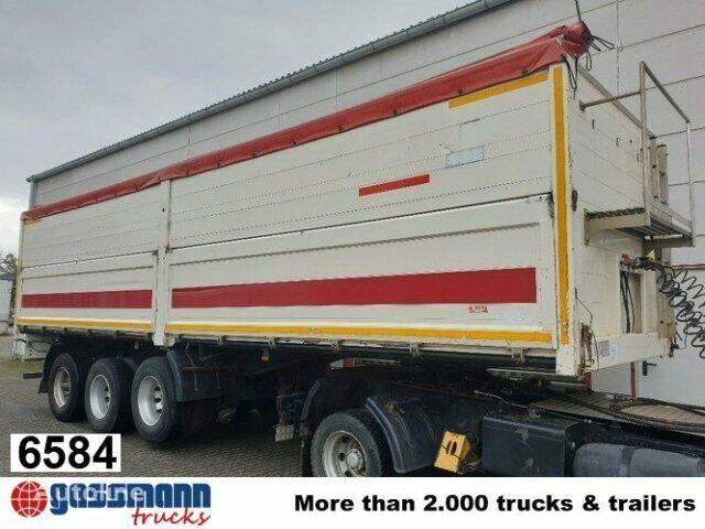Dinkel DSAP 35000 Zuckerrüben, 46 cbm Getreide Raps tipper semi-trailer