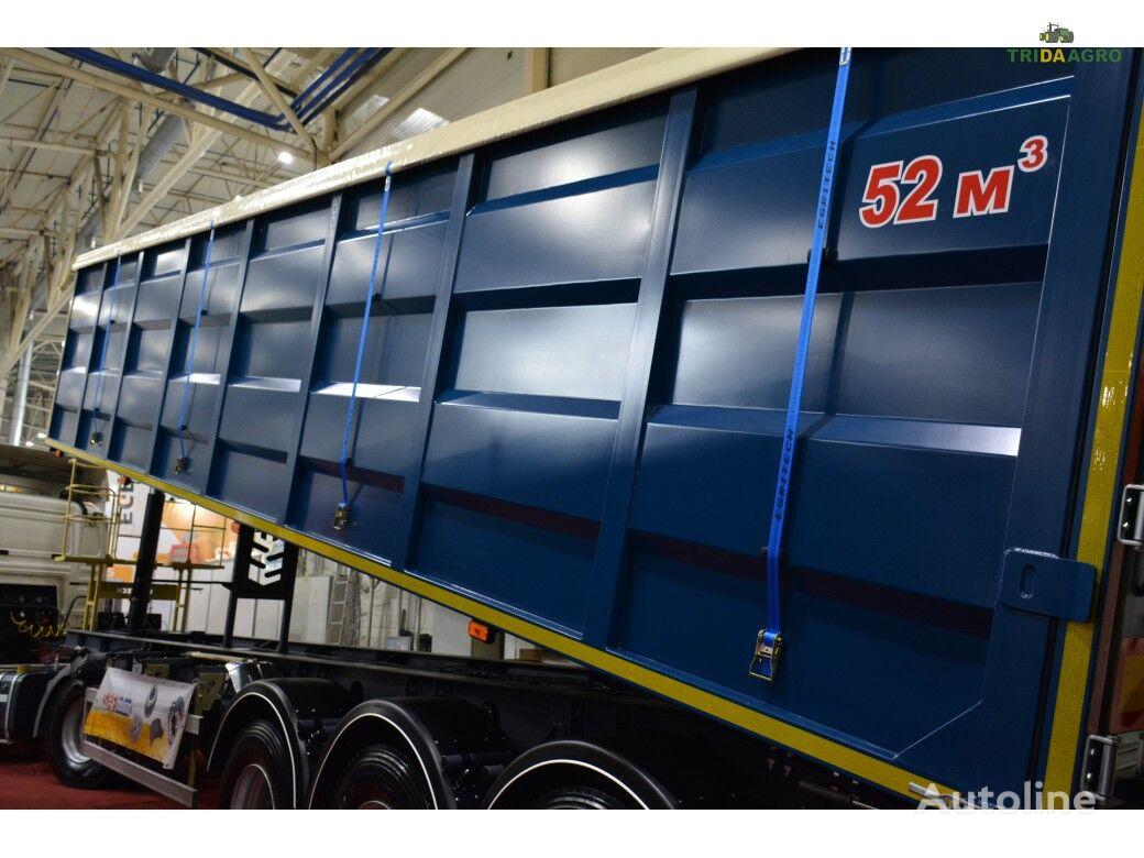 EGRITECH NPS 2650 tipper semi-trailer