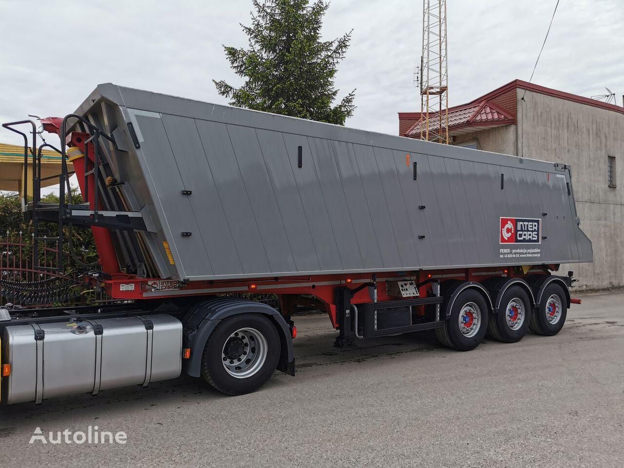 FEBER NW 41 tipper semi-trailer