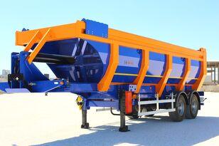 new GEWOLF EJECTOR Tipper Semi Trailer tipper semi-trailer