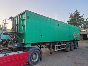 GRAS WYWROTKA 50 M3, KLAPO-DRZWI tipper semi-trailer