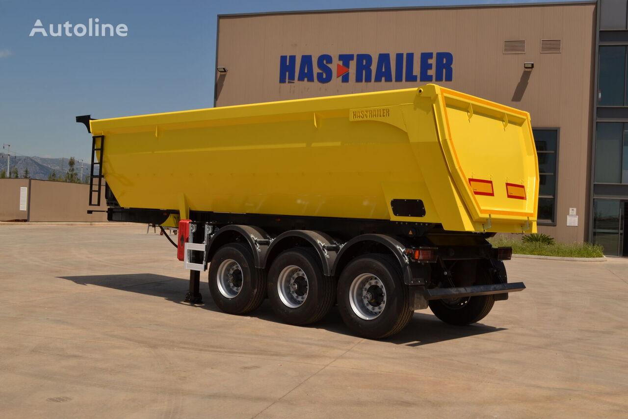 new HASTRAILER 2021 tipper semi-trailer