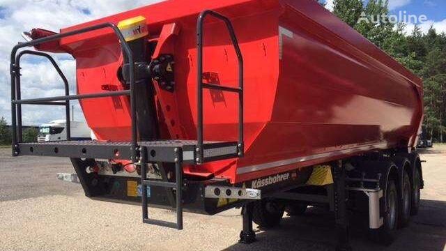 KASSBOHRER K.SKS 24 tipper semi-trailer